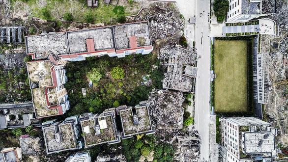 10 năm trận động đất Tứ Xuyên, tang thương còn đó - Ảnh 7.