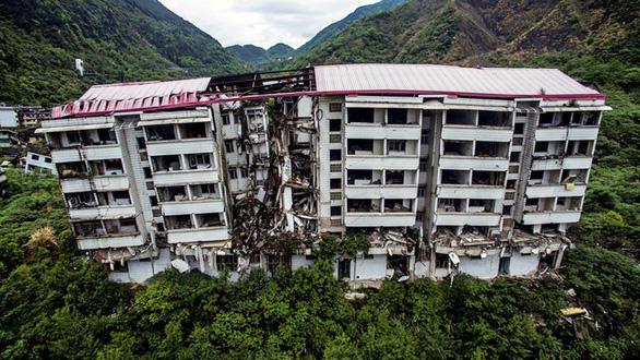 10 năm trận động đất Tứ Xuyên, tang thương còn đó - Ảnh 9.