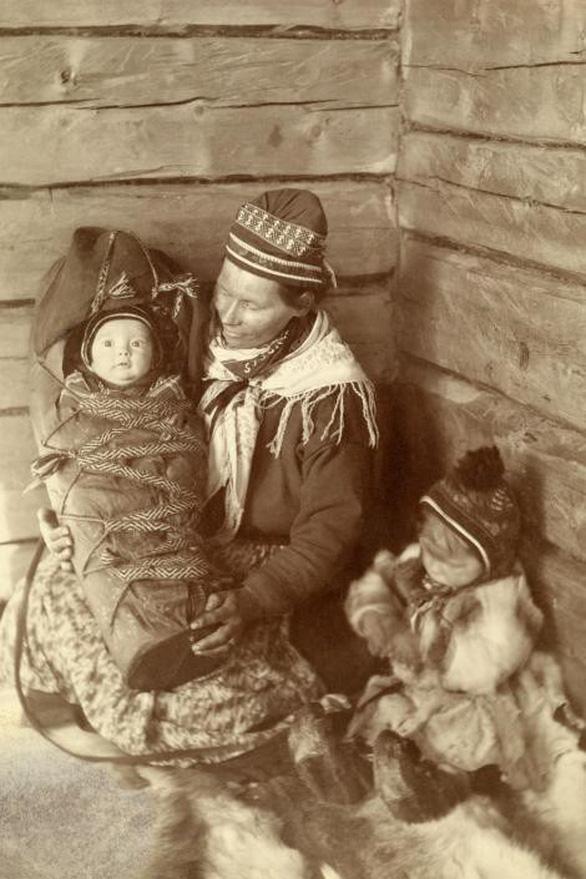 Ngày của mẹ: 100 năm hình ảnh người mẹ qua bộ ảnh xưa - Ảnh 17.