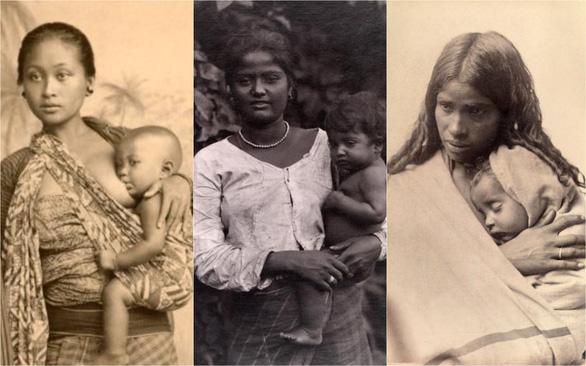 Ngày của mẹ: 100 năm hình ảnh người mẹ qua bộ ảnh xưa - Ảnh 1.