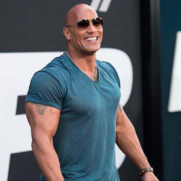 Với The Rock, Vin Diesel, Bruce Willis... thì hói vẫn rất đẹp - Ảnh 1.