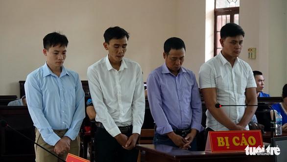 Phạt tiền 4 thủy thủ gây ra vụ chìm tàu làm 9 người chết - Ảnh 1.
