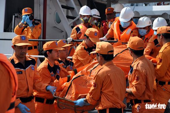 Phạt tiền 4 thủy thủ gây ra vụ chìm tàu làm 9 người chết - Ảnh 3.