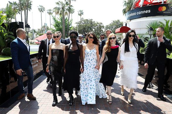 Phạm Băng Băng và dàn sao nữ Hollywood trong tham vọng mới - Ảnh 1.