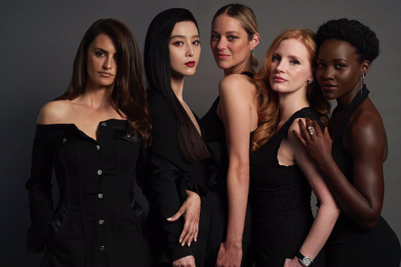Phạm Băng Băng và dàn sao nữ Hollywood trong tham vọng mới - Ảnh 3.