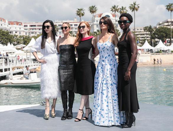 Phạm Băng Băng và dàn sao nữ Hollywood trong tham vọng mới - Ảnh 5.