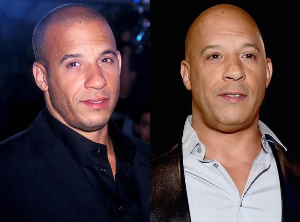 Với The Rock, Vin Diesel, Bruce Willis... thì hói vẫn rất đẹp - Ảnh 3.