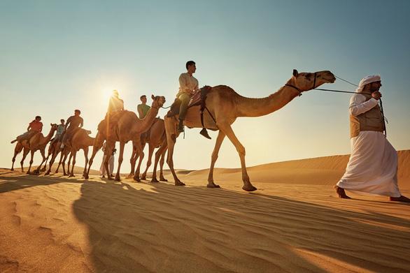 Những điều kỳ thú ở Abu Dhabi - Ảnh 6.
