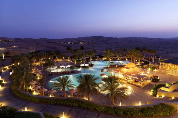 Những điều kỳ thú ở Abu Dhabi - Ảnh 9.