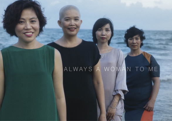 Ngày của mẹ, ngắm bộ ảnh vui sống của 10 bệnh nhân ung thư vú - Ảnh 9.