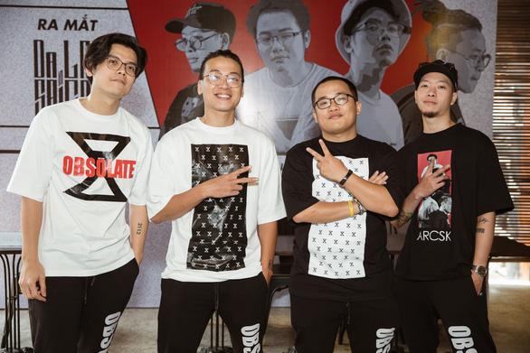 Da Lab - nhóm nhạc Một nhà vào Sài Gòn làm liveshow lần đầu - Ảnh 1.