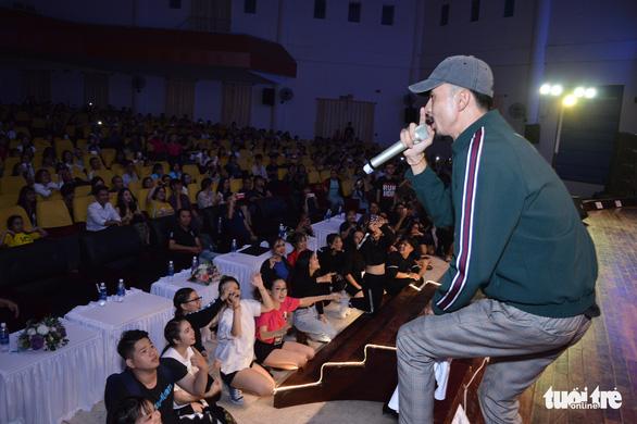 Đêm nhạc từ thiện gây quỹ cùng Ước mơ của Thúy - Ảnh 9.