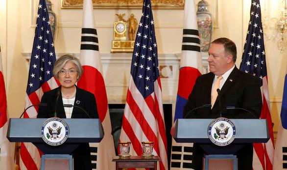 Mỹ cam kết giúp Triều Tiên thịnh vượng nếu bỏ hạt nhân - Ảnh 1.