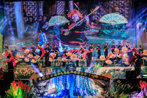 14 tỉnh tham gia Liên hoan hát then, đàn tính tại Hà Giang - Ảnh 5.
