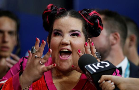 Eurovision: ca sĩ Israel chiến thắng nhờ #MeToo? - Ảnh 1.