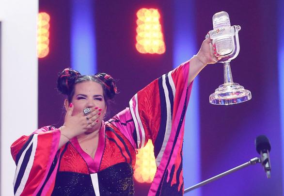 Eurovision: ca sĩ Israel chiến thắng nhờ #MeToo? - Ảnh 3.