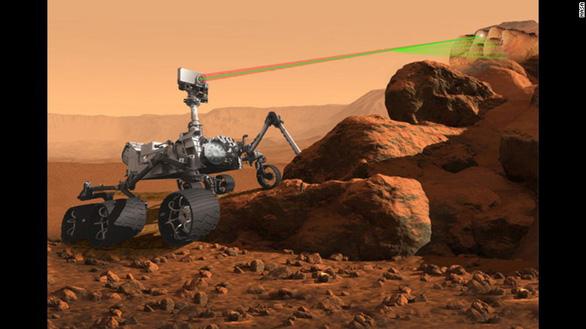 Chờ trực thăng của NASA cất cánh từ sao Hỏa - Ảnh 3.