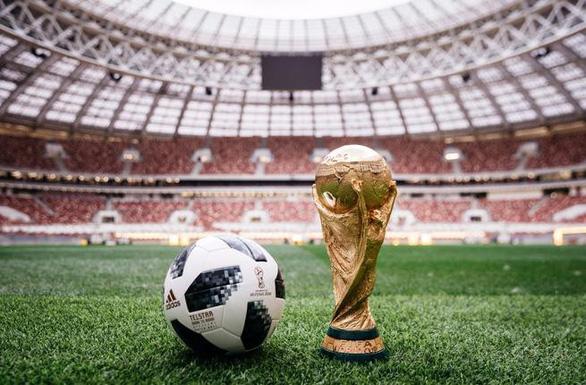 Quả bóng Telstar 18 tại World Cup 2018 ra sao? - Ảnh 2.