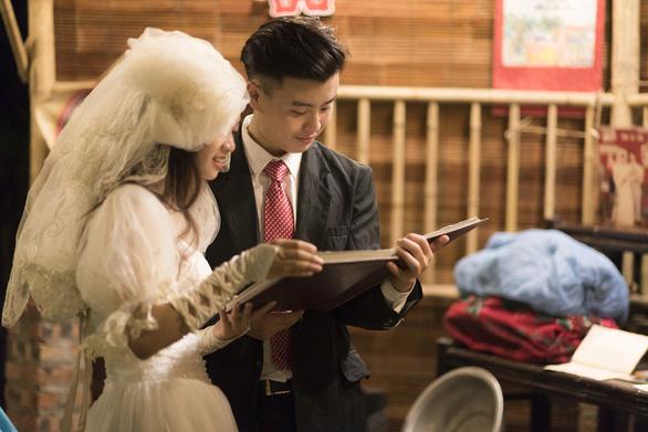 Bạn trẻ trải nghiệm chuyện cưới xưa - Ảnh 3.