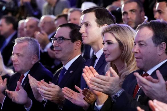 Chiều nay Mỹ khánh thành đại sứ quán mới ở Jerusalem  - Ảnh 2.
