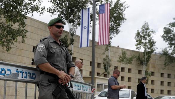 Diện mạo sứ quán Mỹ ở Jerusalem ra sao? - Ảnh 1.