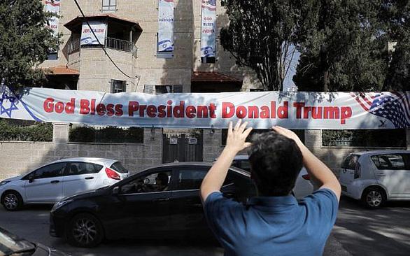 Diện mạo sứ quán Mỹ ở Jerusalem ra sao? - Ảnh 4.