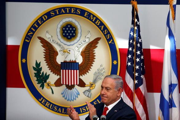 Đến lượt Guatemala mở sứ quán ở Jerusalem - Ảnh 2.