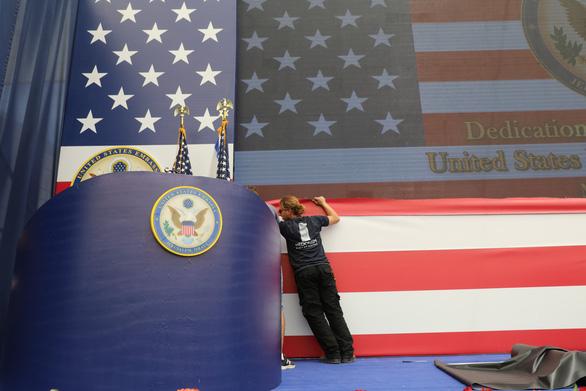 Mỹ tăng thủy quân lục chiến bảo vệ cơ sở ngoại giao ở Trung Đông - Ảnh 1.