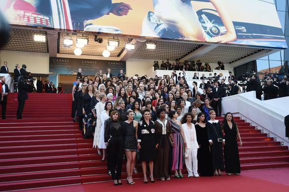 Dưới sức ép của Cate Blanchett, Cannes cam kết tôn trọng phụ nữ - Ảnh 1.
