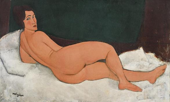 Bức họa tục tĩu' vừa bán được hơn 157 triệu USD - Ảnh 1.