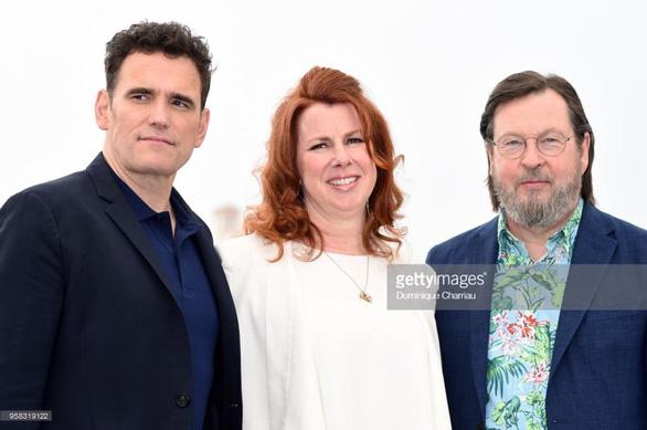 Đạo diễn Người đàn bà cuồng dâm trở lại Cannes với phim kinh khủng - Ảnh 2.