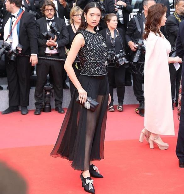 Cannes ngập tràn dàn người đẹp châu Á từ vô danh đến nổi tiếng - Ảnh 4.