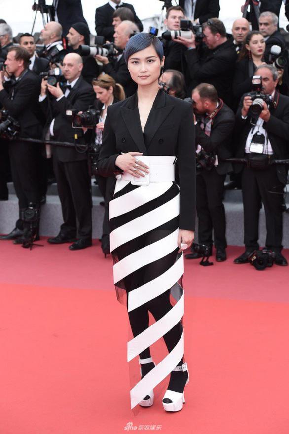 Cannes ngập tràn dàn người đẹp châu Á từ vô danh đến nổi tiếng - Ảnh 7.