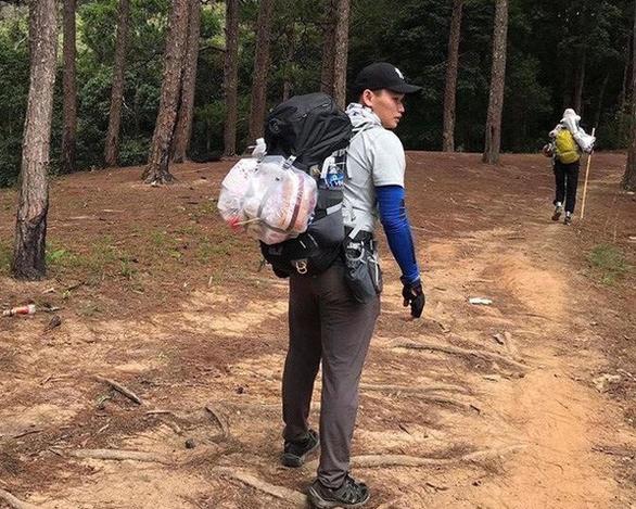 Một du khách mất tích trên cung Tà Năng - Phan Dũng - Ảnh 1.