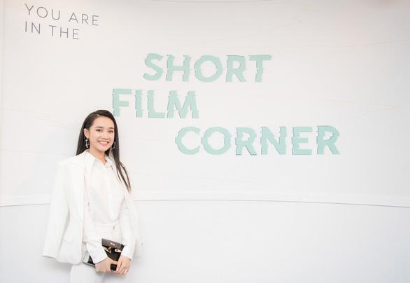 Nhã Phương đem phim ngắn đến Cannes 2018 - Ảnh 1.