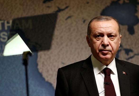 Thổ Nhĩ Kỳ và Israel thi nhau trục xuất các nhà ngoại giao - Ảnh 1.