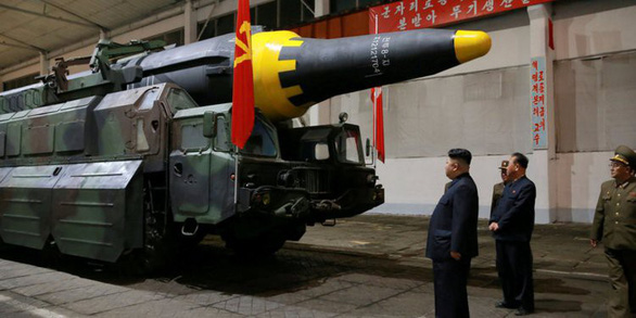 Triều Tiên sẽ tham gia cơ chế cấm thử hạt nhân toàn cầu - Ảnh 1.