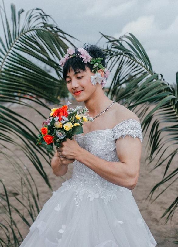 Ảnh kỷ yếu phong cách 'đám cưới miền quê' của teen Hải Phòng - Ảnh 2.
