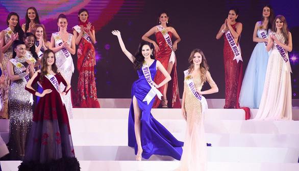 Diệu Linh nhận danh hiệu Người đẹp Du lịch Toàn cầu 2018 - Ảnh 4.