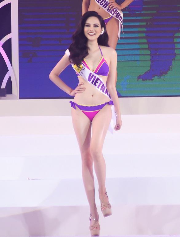 Diệu Linh nhận danh hiệu Người đẹp Du lịch Toàn cầu 2018 - Ảnh 5.