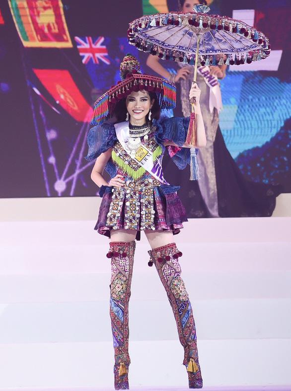 Diệu Linh nhận danh hiệu Người đẹp Du lịch Toàn cầu 2018 - Ảnh 2.