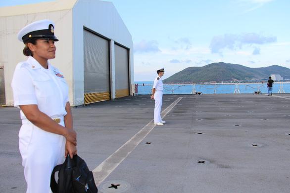 Siêu bệnh viện USNS Mercy của Hải quân Mỹ đến Nha Trang - Ảnh 24.