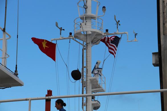 Siêu bệnh viện USNS Mercy của Hải quân Mỹ đến Nha Trang - Ảnh 26.