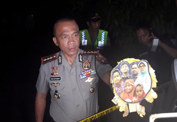 Indonesia lo sợ kiểu dùng con nít tấn công khủng bố - Ảnh 1.