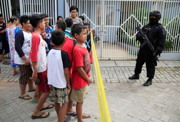 Indonesia lo sợ kiểu dùng con nít tấn công khủng bố - Ảnh 2.