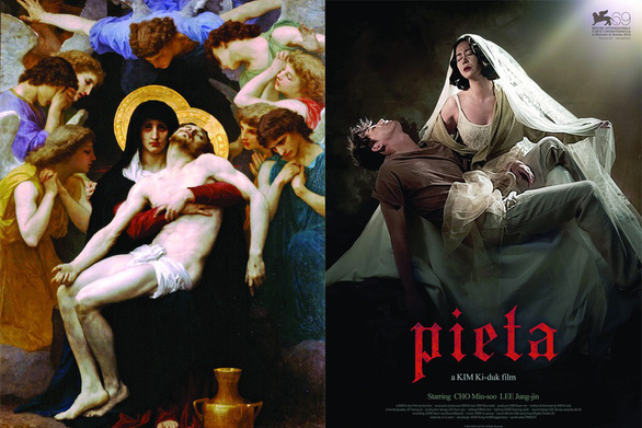 Tôn giáo trong nghệ thuật: Chẳng việc gì phải chạy đi đâu - Ảnh 2.