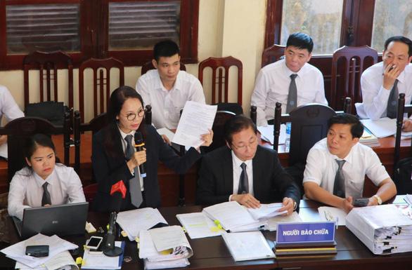 Xét xử bác sĩ Hoàng Công Lương: thêm bệnh nhân thứ 9 tử vong - Ảnh 2.