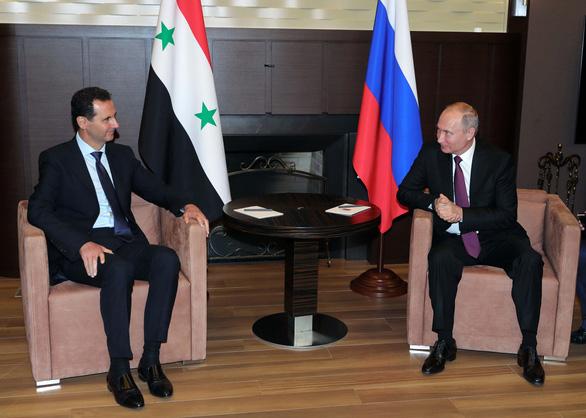Nga và Syria thống nhất việc lực lượng nước ngoài phải rút khỏi Syria - Ảnh 1.