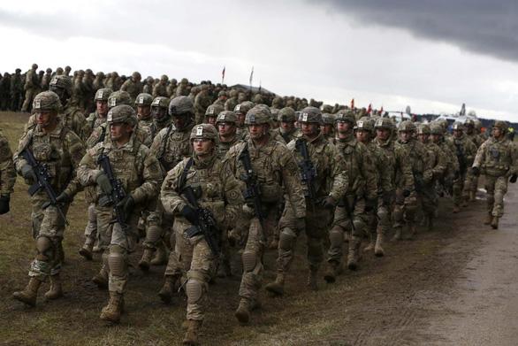 Mỹ đòi xử các quốc gia không góp đủ tiền cho NATO - Ảnh 2.