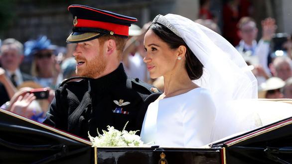 Những khoảnh khắc đẹp nhất của đám cưới Hoàng gia - Ảnh 8.